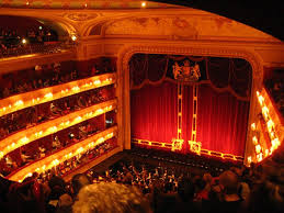 Image result for the queens theatre seating plan