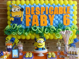 Minions Birthday Party Ideas Catch