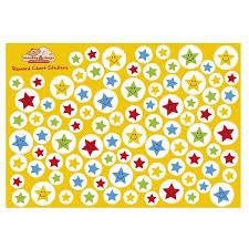 Monkey Chops Star Stickers For Reward Chart 14 85