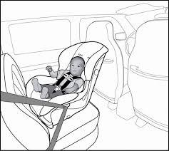 rear facing car seat rf convertible installed w baby