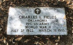 Charles Lester Fields Jr. (1922-1955) - Find A Grave Memorial