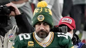 Aaron Rodgers appears to land in Green ...