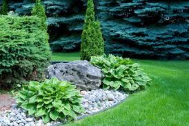 landscaping with rocks 1 Decorifusta
