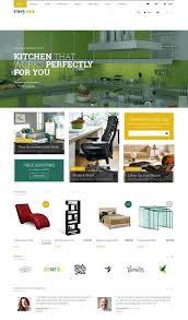 Free Website Design Templates Simple Premium Furniture Interior Template Design Templates Free