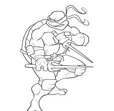Teenage Mutant Ninja Turtles Coloring Pages Free Printable Turtle ...