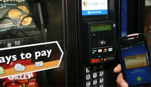 Google Wallet Vending Machine Simple Google Wallet Coming To Vending Machines Around The Country