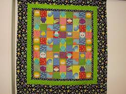 The Quilt Kitchen - Quilts from the Carefree & Happy Zoo -Children's Quilt Adamdwight.com