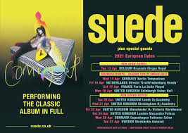 <b>Suede</b> - Coming Up