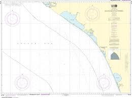 Delong Jacket Size Chart Noaa Nautical Chart 16145 Alaska West Coast Delong Mountain Terminal