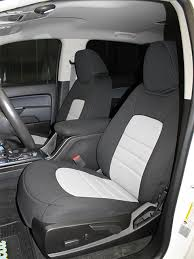 chevrolet colorado standard color seat covers