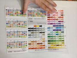 Prismacolor Art Markers Color Chart 34 Clean Artist Loft Markers Color Chart