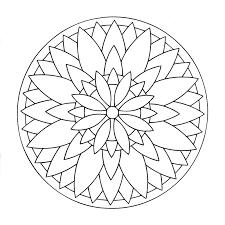Pour Imprimer Ce Coloriage Gratuit Coloriage Mandala A Imprimer 4