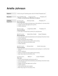 Brand ambassador resume sample kkAlVJXU
