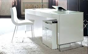 contemporary office furniture. Beautiful Furniture Contemporary Office Desks White  High Gloss Desk In Contemporary Office Furniture I