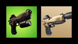 Aim Pistol Light Idk If Anybody Knows This But The New Flashlight Pistol Is