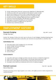 Mining Underground Electrician Cover Letter Lineman Resume