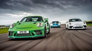 Premium hobbies / minichamps porsche 911 991.2 miami blue gt3 rs 1 brickled led light kit for technic porsche 911 gt3 rs model lego 42056 usb power (lego set no included). Porsche 911 Gt3 Vs Gt3 Rs Vs Gt2 Rs Track Battle Evo