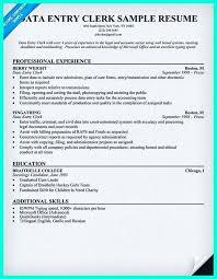 Data Entry Operator Resume samples VisualCV resume samples database ESL  Energiespeicherl sungen computer operator resume resume