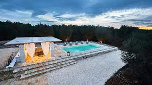 villas de luxe dans les pouilles