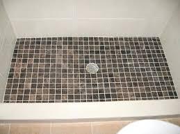 tiles glamorous mosaic tile for shower floor grey bathroom installation mo
