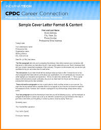 10 Cover Letter Email Sample List Of Reference