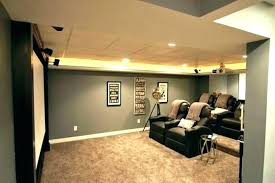 dark media room. Media Room Ideas. Simple Small Basement Theater Ideas On A Budget With Dark