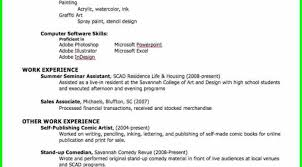 Easy Resume Samples Resume 100 Easy Resume Examples For Free Amazing Free Easy Resume 26