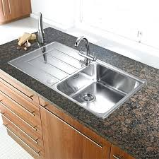 kitchen sink hole cover basket strainer waste overflow clips tap hole kitchen sink tap hole blanking plug cover plate