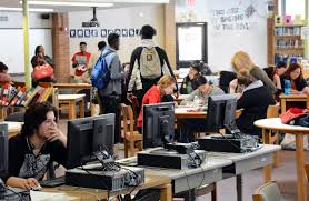 schenectady schools fret loss of after school programs the daily 3 of 8 students in the schenectady high school library during an after school program tuesday 21 2017