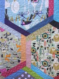 Large Hexagon Quilt for sale — Hettie's Patch & Large Hexagon Quilt for sale Adamdwight.com