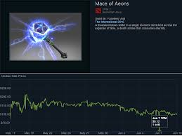 saw this on the market today mistakes were made dota2