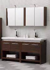 double basin vanity units for bathroom. aqua decor sparta walnut double sink modern bathroom vanity set w/ medicine cabinet basin units for u
