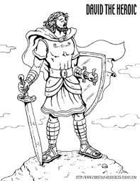 Preschool Coloring Pages King Solomon Coloring Page
