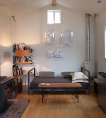 garage to office conversion. A Single-car Garage Converted Into Tiny House With Sleeping Loft. | To Office Conversion