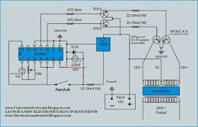 i p s circuit diagram wiring library simple 500 watt inverter circuit diagram