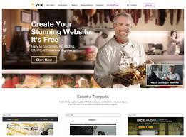 Wix Website Templates Unique Wix Builder Photo Image Wix Website Templates Personal Letter Template