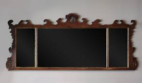 fancy design victorian wall mirror elegant antique mahogany overmantel fret wooden set singapore by