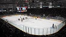 Barrie Colts Arena Seating Chart Sadlon Arena Wikipedia