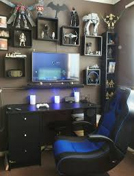 bedroomcomely cool game room ideas. Gaming Bedroom Setup Bedroomcomely Cool Game Room Ideas P