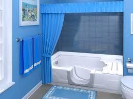 walk in bathtub shower combo australia home romances blue design
