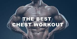 Chest Workout Chart Step By Step Chest Exercises For Men 4 Best Routines For Bigger