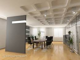elegant office conference room design wooden. Elegant Conference Room Offer White Theme With Grey Wall Paint Combined By Wooden Desk Black Office Design L