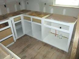 making kitchen cabinets how to make your own kitchen cabinets step by step making kitchen