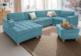 Sofa Dreams Uk Luxury Home Affaire Wohnlandschaft Blau