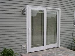 pella sliding patio door key lock elegant charming pella sliding glass doors with blinds inside at