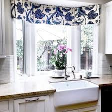 ... Medium Size of Kitchen Ideas:fresh Kitchen Curtains For Bay Windows  Sink Bay Window Kitchen