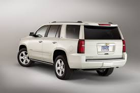 2015 Chevy Tahoe and GMC Yukon Deliver Up To 23MPG Highway in 2WD ...