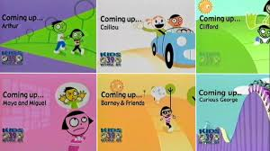 pbs kids schedule per pilation 2004 2010 wfwa