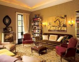 Gracious and Luxurious Victorian Living Room Decoration Style with Warm  Environment