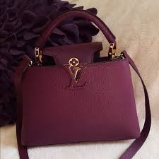 louis vuitton used bags. lv capucine bb used few days,size small louis vuitton bags crossbody - handbags o